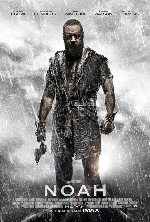 Noah Poster Noah Movie Review