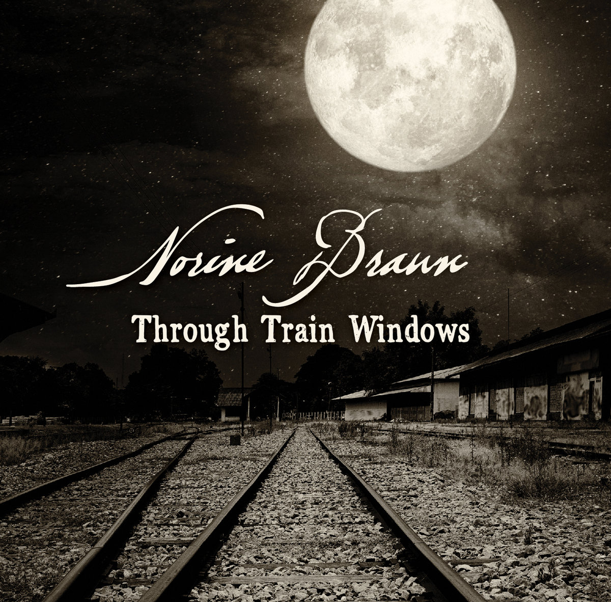 Norine Braun's Through Train Windows Album