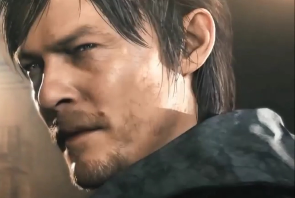 Norman Reedus Silent Hills Norman Reedus to Star in Next Silent Hill Video Game