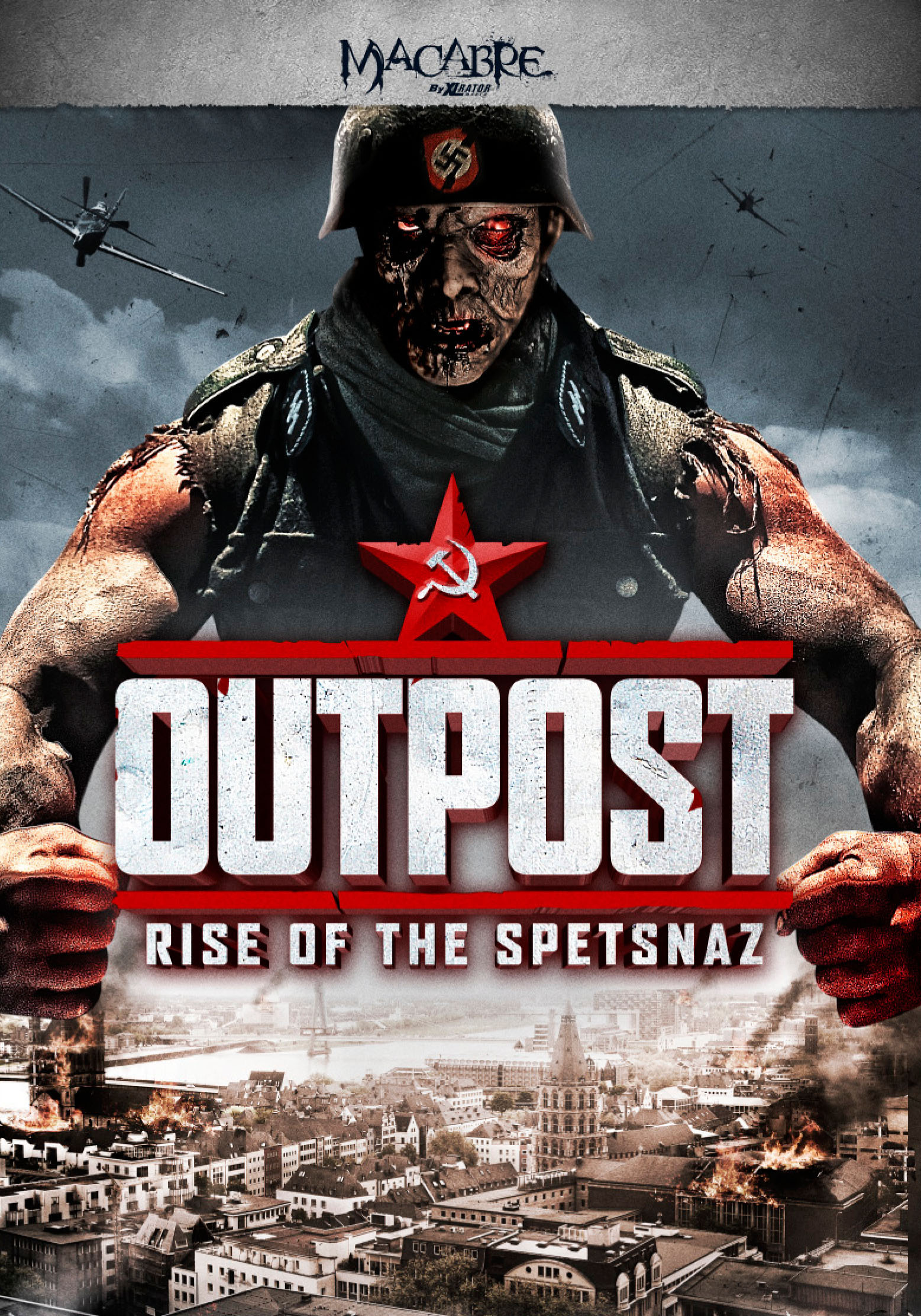 OUTPOST one sheet Outpost: Rise of the Spetsnaz Gain Strength with DVD Release