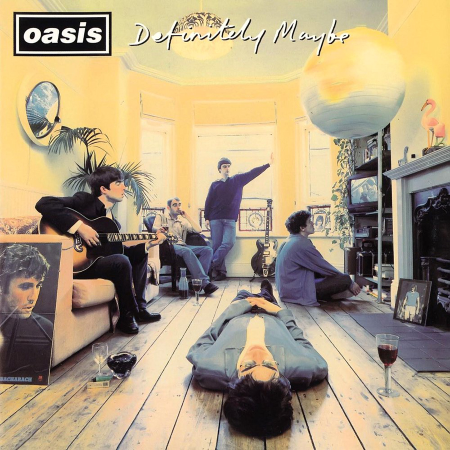 Oasis Definitely Maybe Oasis Definitely Maybe: The Documentary Movie Review