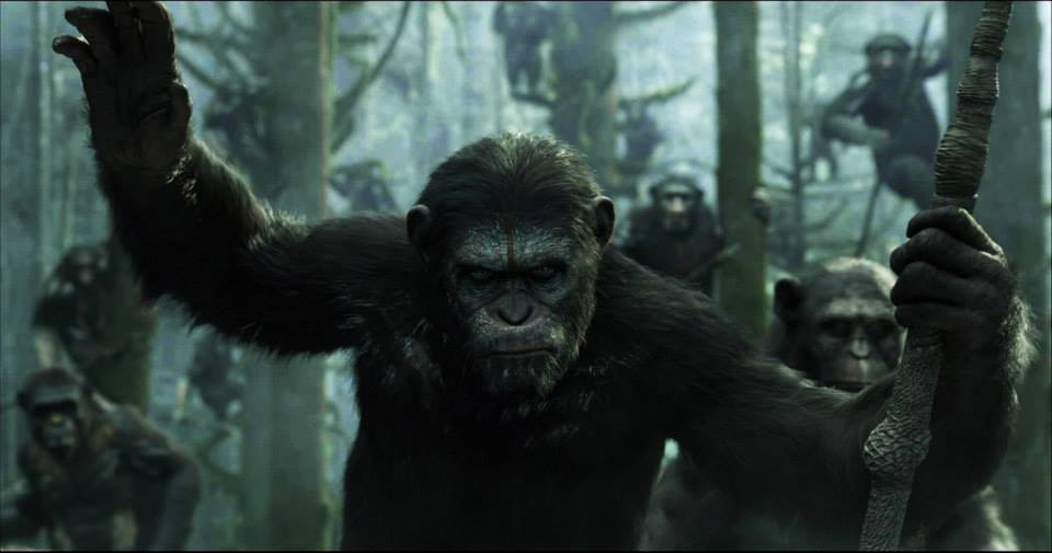 Official Dawn of the Planet of the Apes Trailer Released