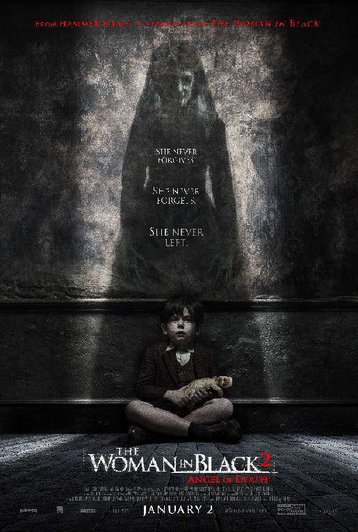 The Children are Invoking The Woman in Black 2: Angel of Death in Film's New Official Poster