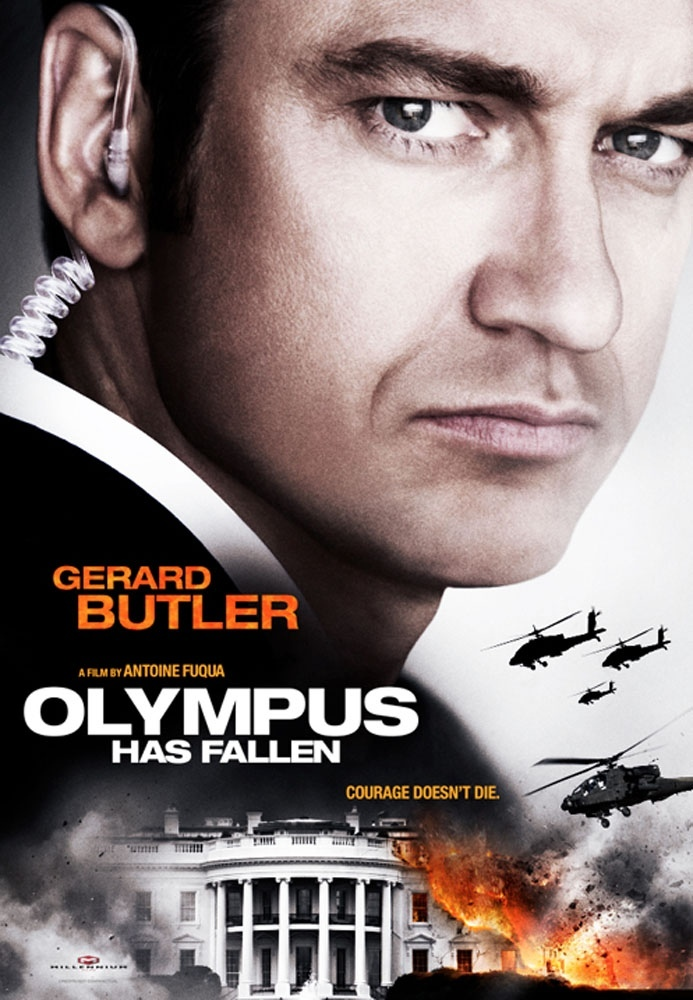 Olympus Has Fallen Olympus Has Fallen Trailer Released