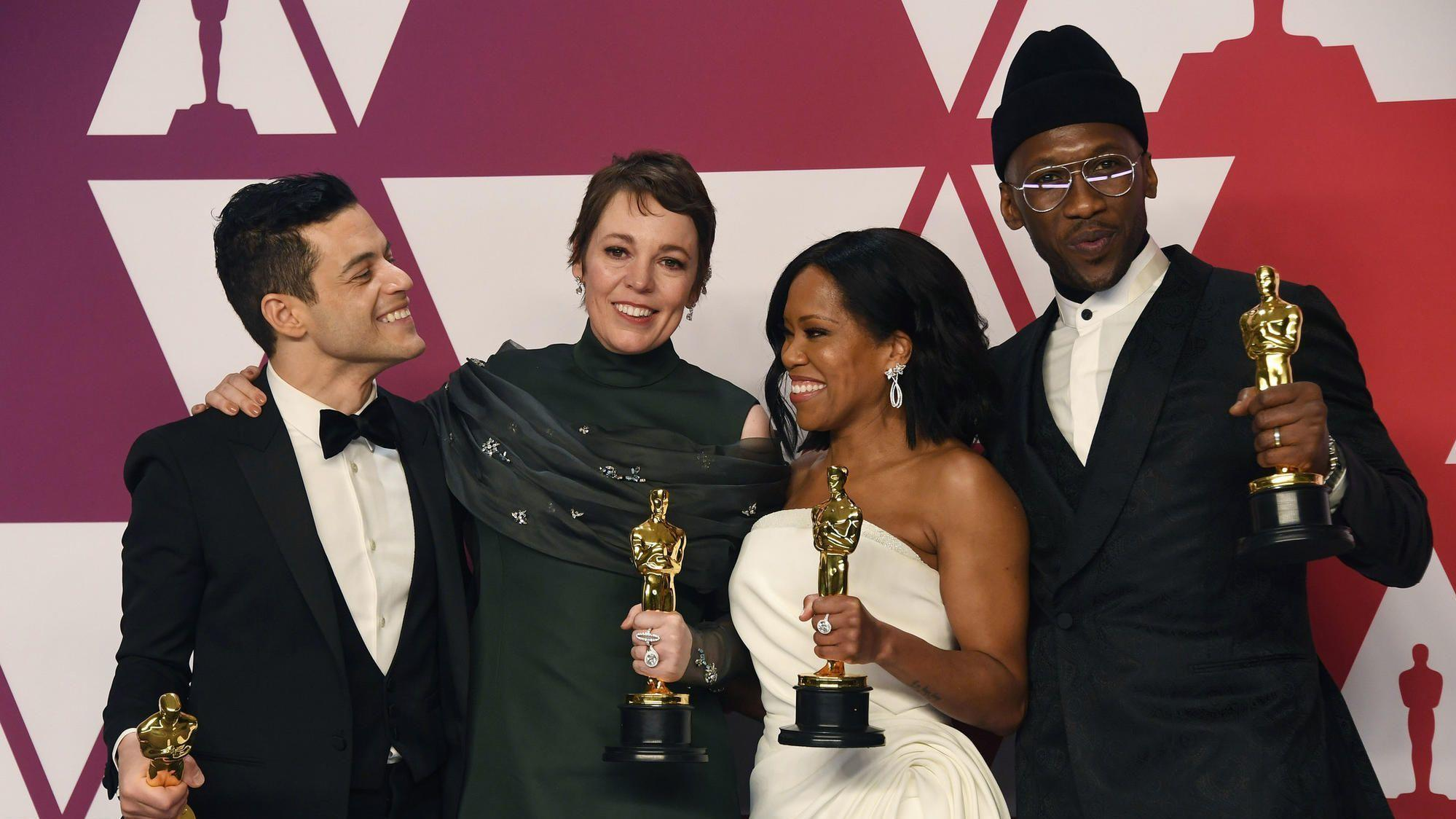 Oscar 2019 Actor Winners