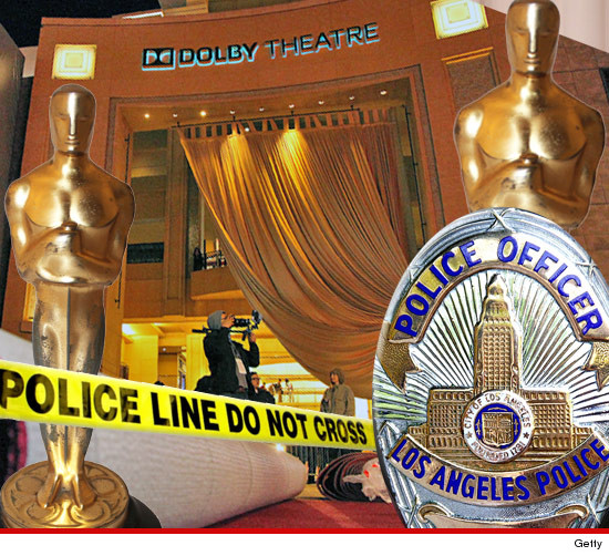 Oscar Ceremony Increasing Security in Wake of Mass Shootings Oscar Ceremony Increasing Security in Wake of Mass Shootings