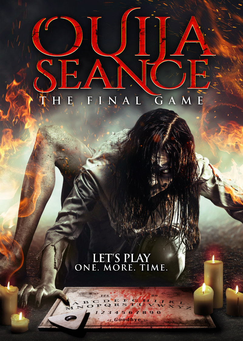 Ouija Seance The Final Game Poster