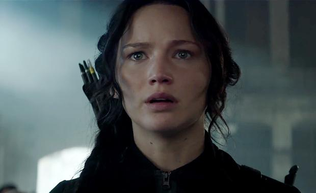 Our Leader the Mockingjay Arrives In The Hunger Games Teaser Trailer