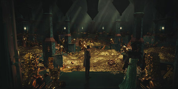 Oz the Great and Powerful Box Office Report: The Call rings true; Oz still has power