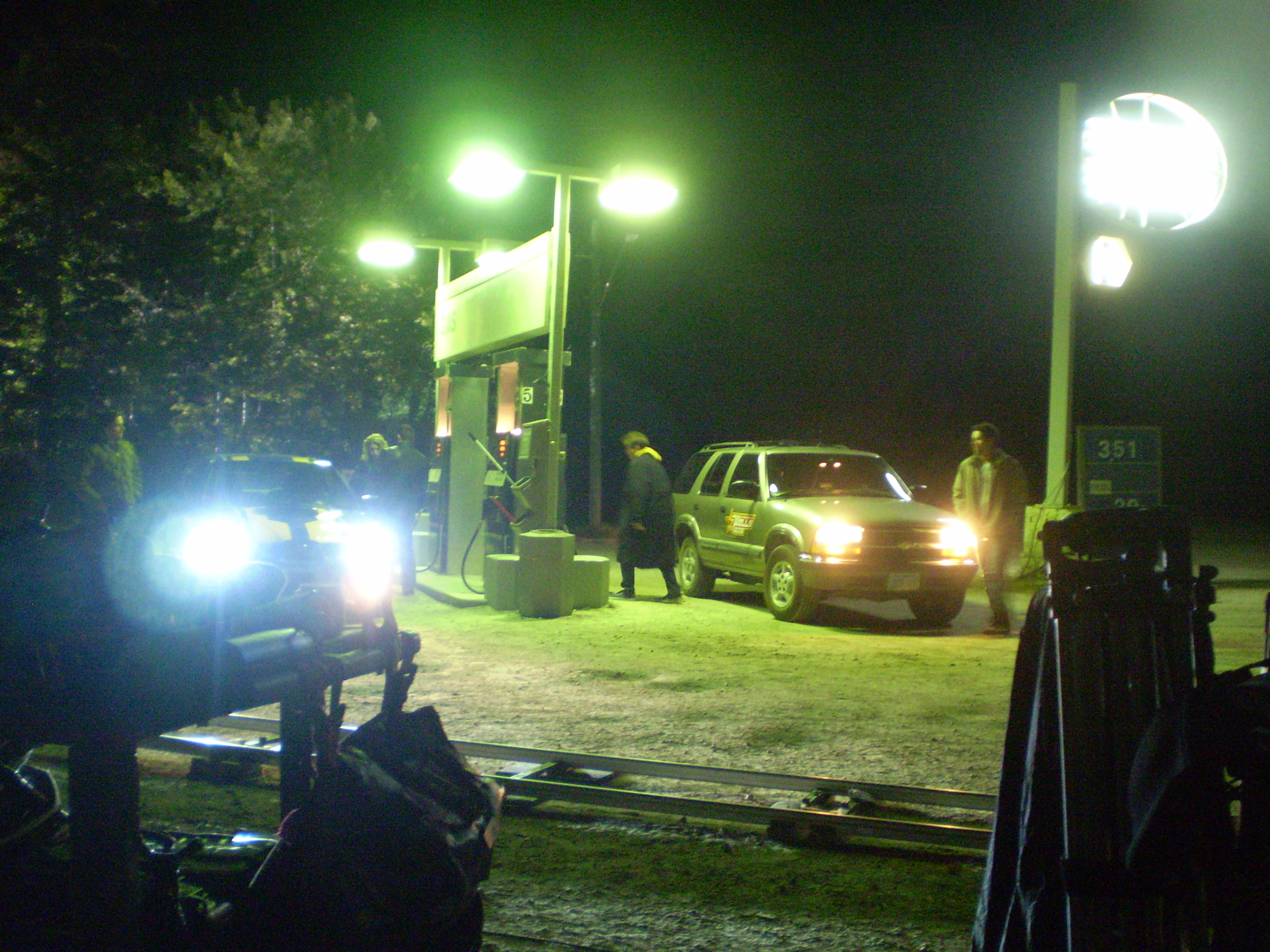 Joy Ride 3 Shockya Set Visit-Gas Station