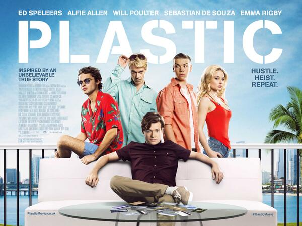 PLASTIC POSTER Plastic – Bullets on to UK Release May 2nd 2014