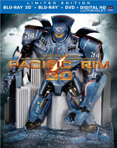 Pacific Rim Blu Ray GIVEAWAY: Pacific Rim on Blu Ray!