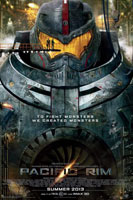 Pacific Rim Poster CinemaCon 2013: Warner Bros. Bring Out Man Of Steel, Pacific Rim, Gravity And More