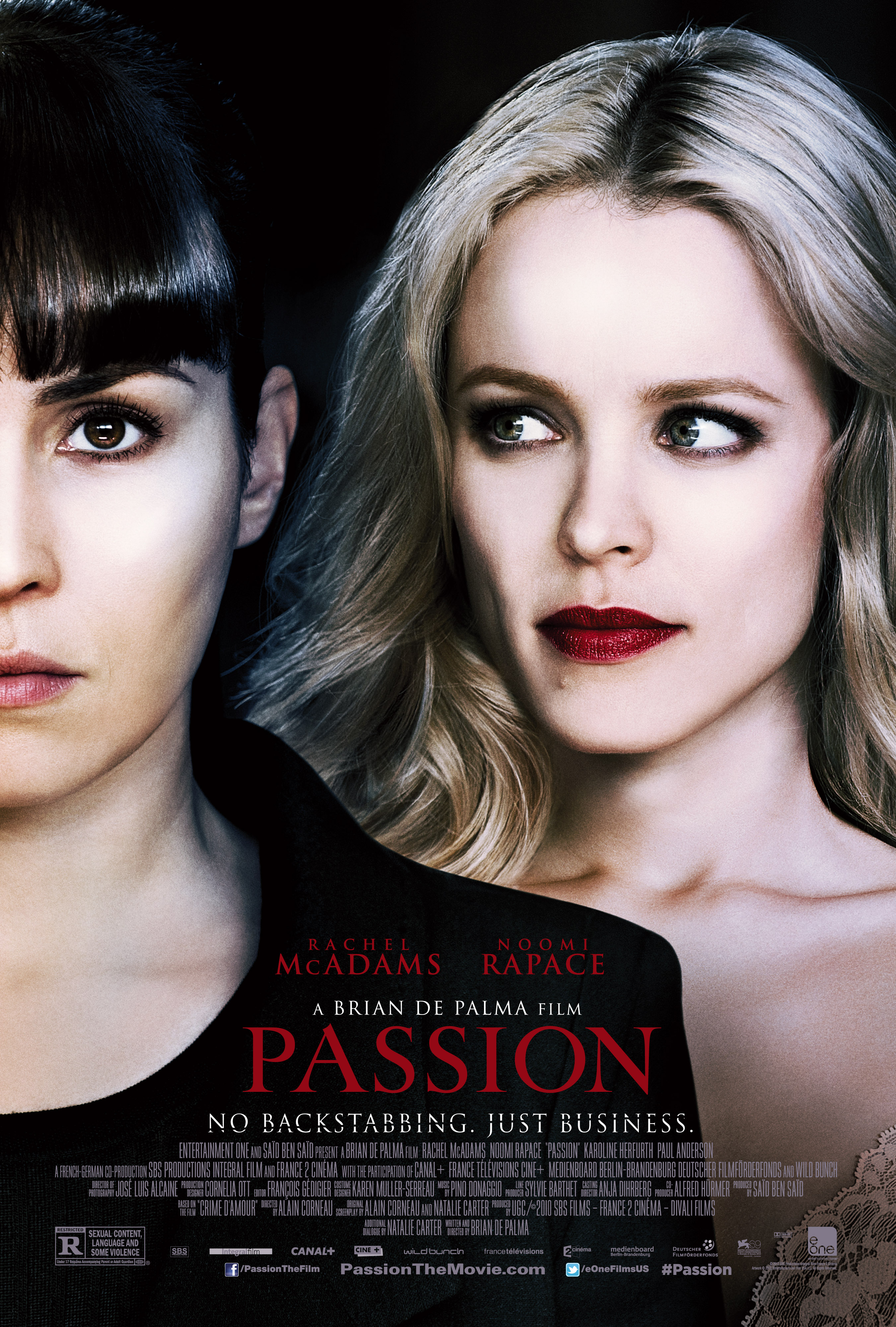 Passion FINAL Exclusive Trailer for Passion Released on IMDB