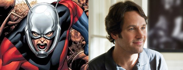Paul Rudd is Ant Man Movies News Cheat Sheet: Rogue Out Of X Men, Baron Strucker In Age Of Ultron & More