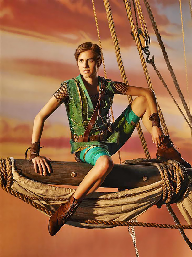 Peter Pan-Allison Williams
