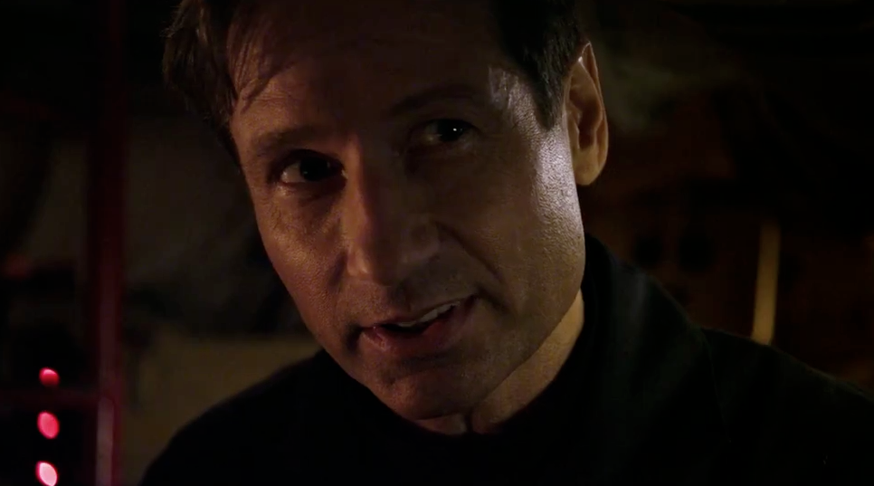 Phantom David Duchovny Phantom Movie Review
