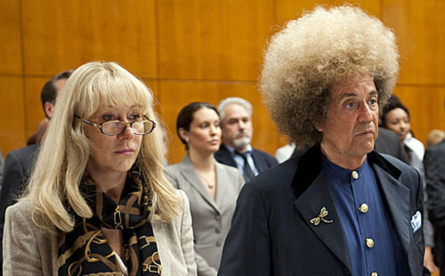 Phil Spector Movie Review Phil Spector Movie Review