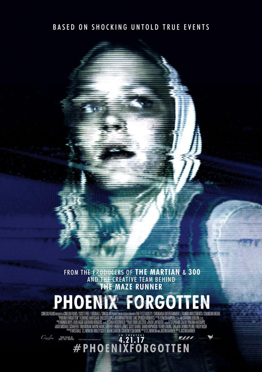 Ridley Scott's Phoenix Forgotten Poster