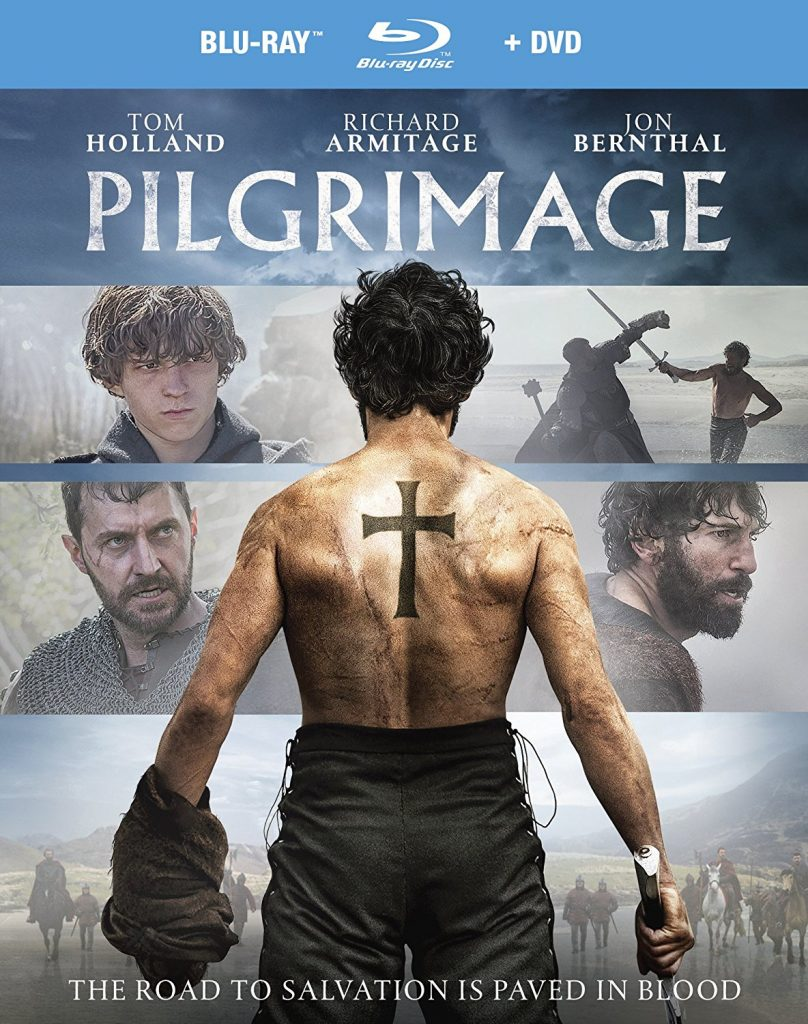 Pilgrimage Blu-ray DVD Combo Pack