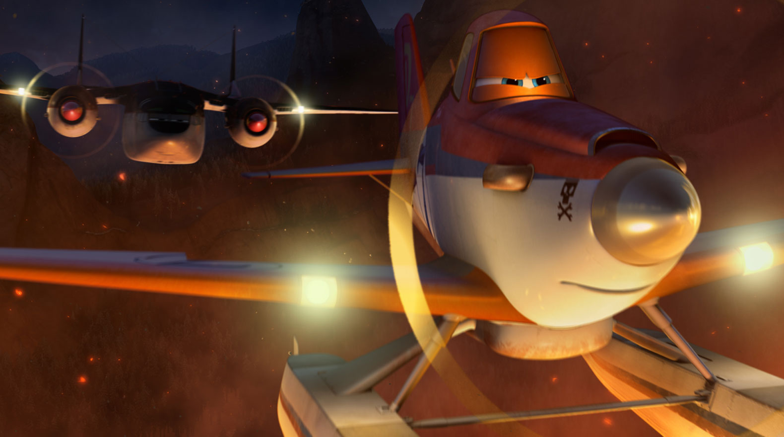 Planes Fire Rescue Movie Review Planes: Fire & Rescue Movie Review