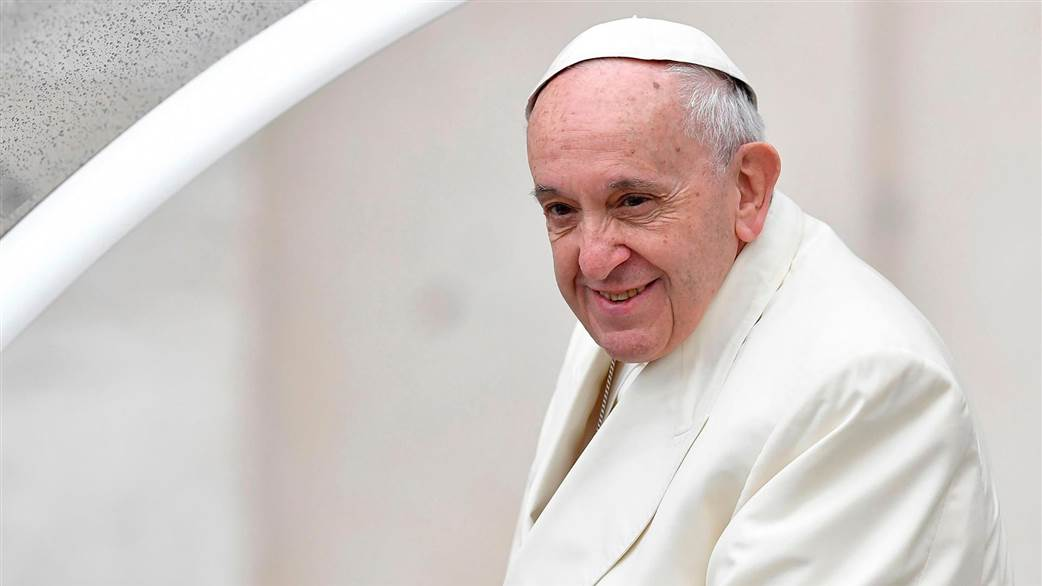Pope Francis A Man of His Word