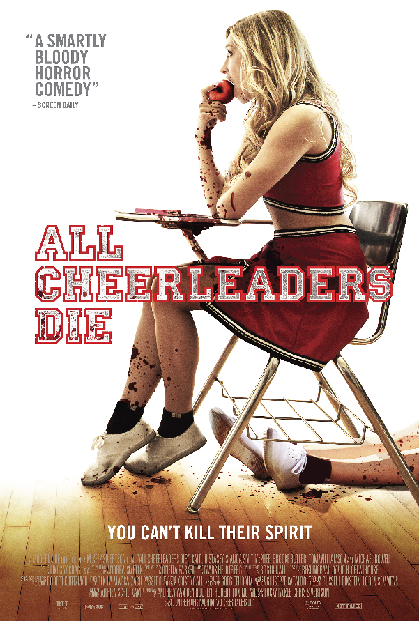 Popular Girls Targeted in All Cheerleaders Must Die Official Trailer Popular Girls Targeted in All Cheerleaders Must Die Official Trailer