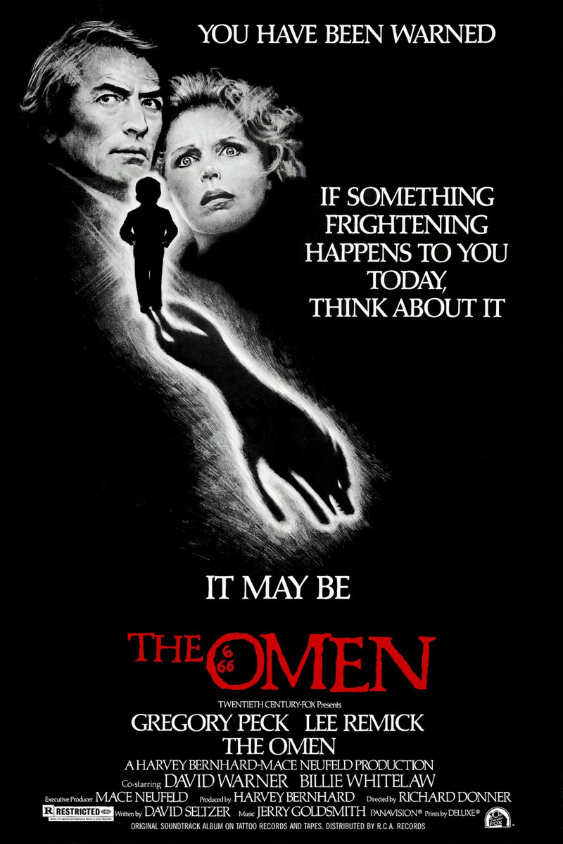 Poster omen1976 Damien, An Upcoming Series Based on The Omen, Coming to Lifetime