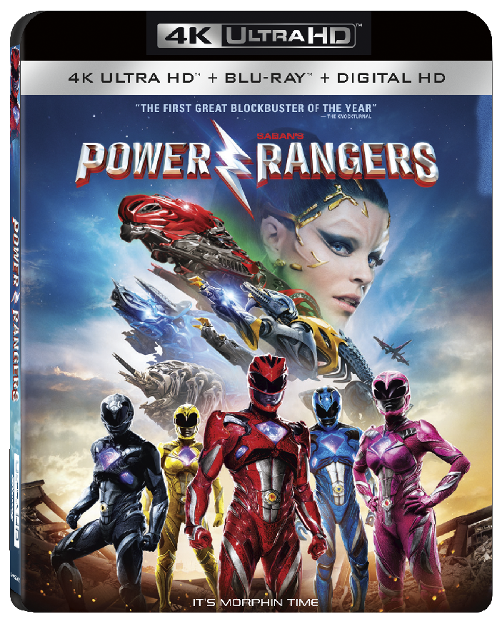 Power Rangers 4K Ultra HD