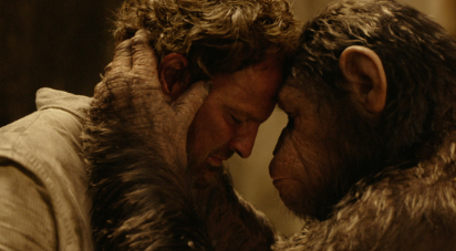Primate Tension Grows in New Dawn of the Planet of the Apes Trailer