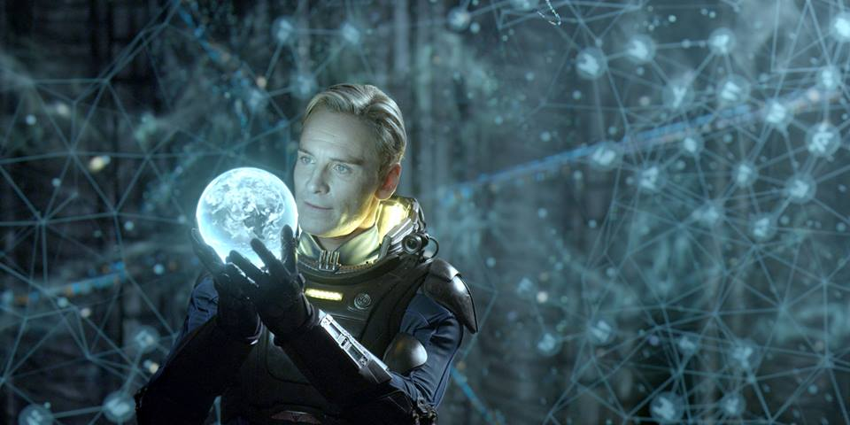 Prometheus David Prometheus 2 Could Be More Alien y, Have More David