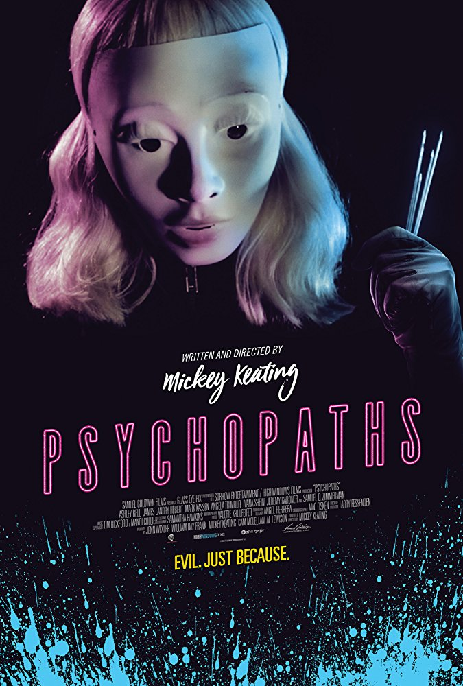 Psychopaths Poster
