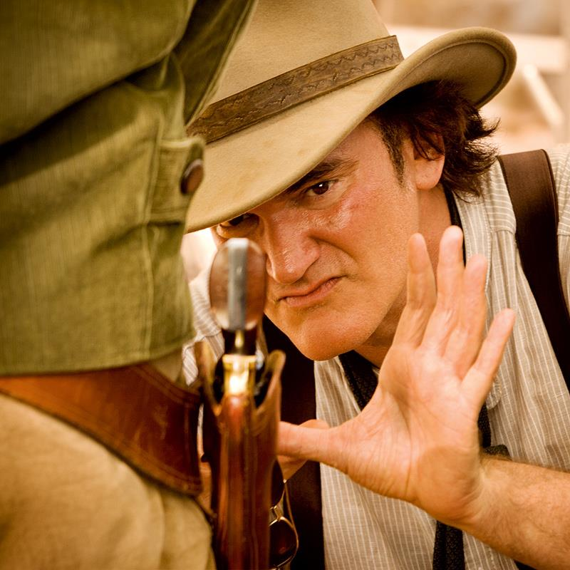 Quentin Tarantino Django Unchained Quentin Tarantino Shelves The Hateful Eight After Script Leak