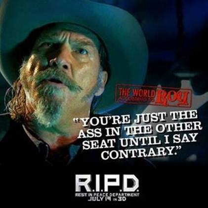 RIPDs Roy Tumblr Catch Criminals in the Afterlife with R.I.P.D. Clips, Photos and Games