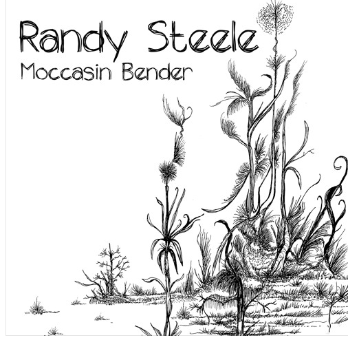 Randy Steele Moccasin Bender EP Cover