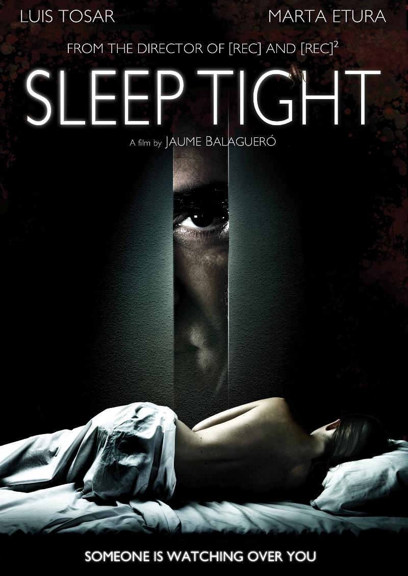 Rec Director Jaume Balaguero Creating Nightmares on Sleep Tight DVD Rec Director Jaume Balaguero Creating Nightmares on Sleep Tight DVD