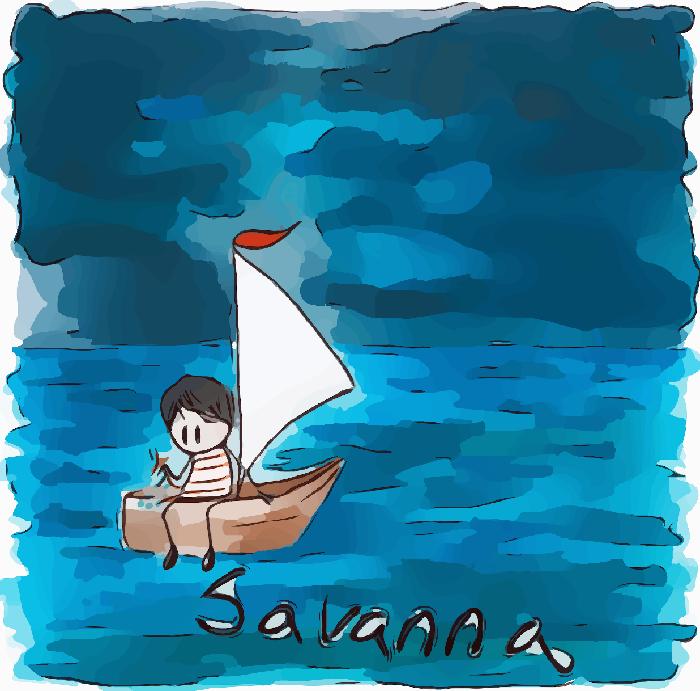 Resurrection Fern's Savanna Single