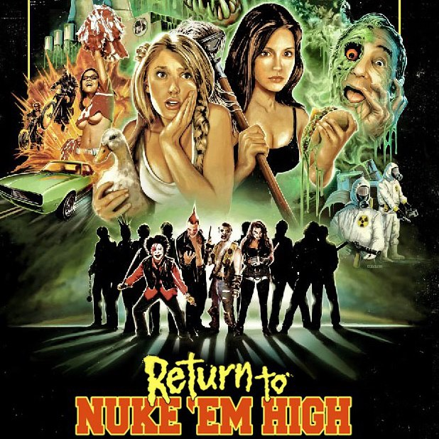 Return to Nuke Em High An All Star Cast Makes Their Return To Nuke Em High