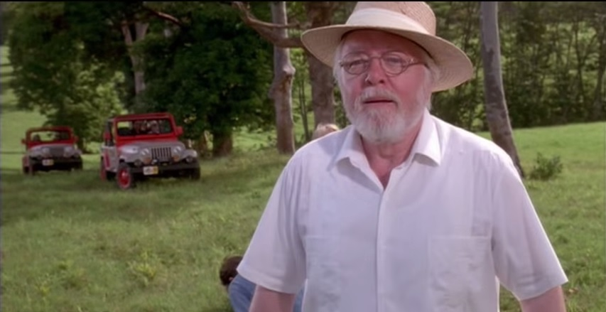 Richard Attenborough Jurassic Park Richard Attenborough Dies at 90
