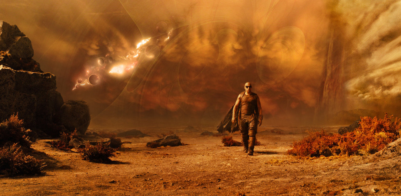 Riddick1 Box Office Report: Riddick dethrones The Butler