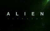 Ridley Scott's Anicipated Alien: Covenant Receives Title Treatment and Synopsis