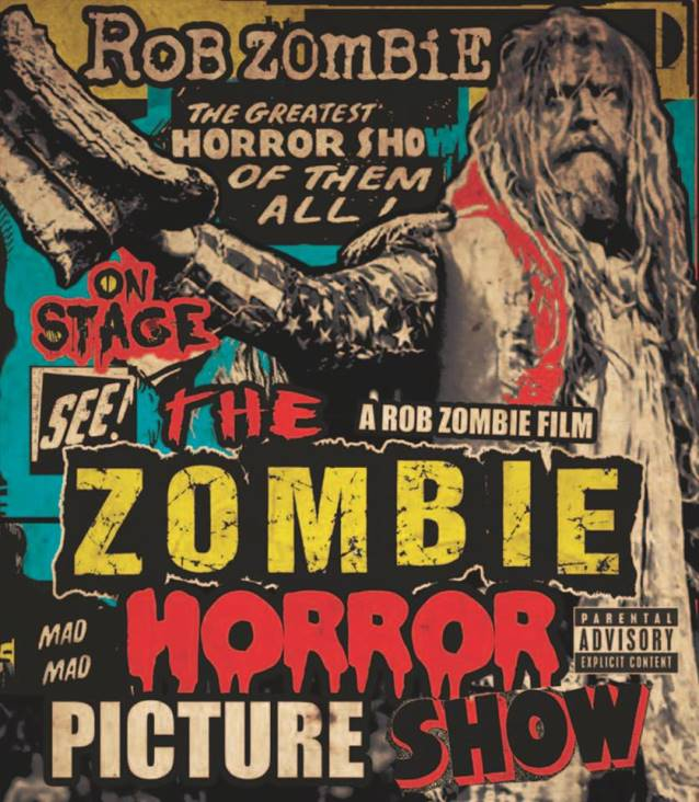 Rob Zombie Launches The Zombie Horror Picture Show Challenge Rob Zombie Launches The Zombie Horror Picture Show Challenge