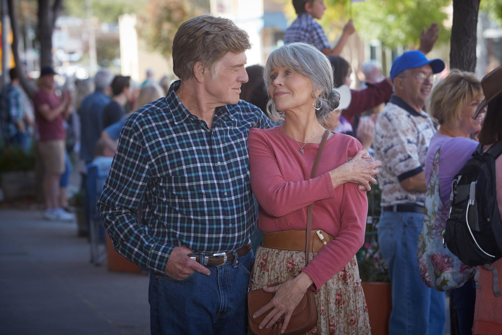 Robert Redford and Jane Fonda Reunite in Netflix's Our Souls at Night First Look Image