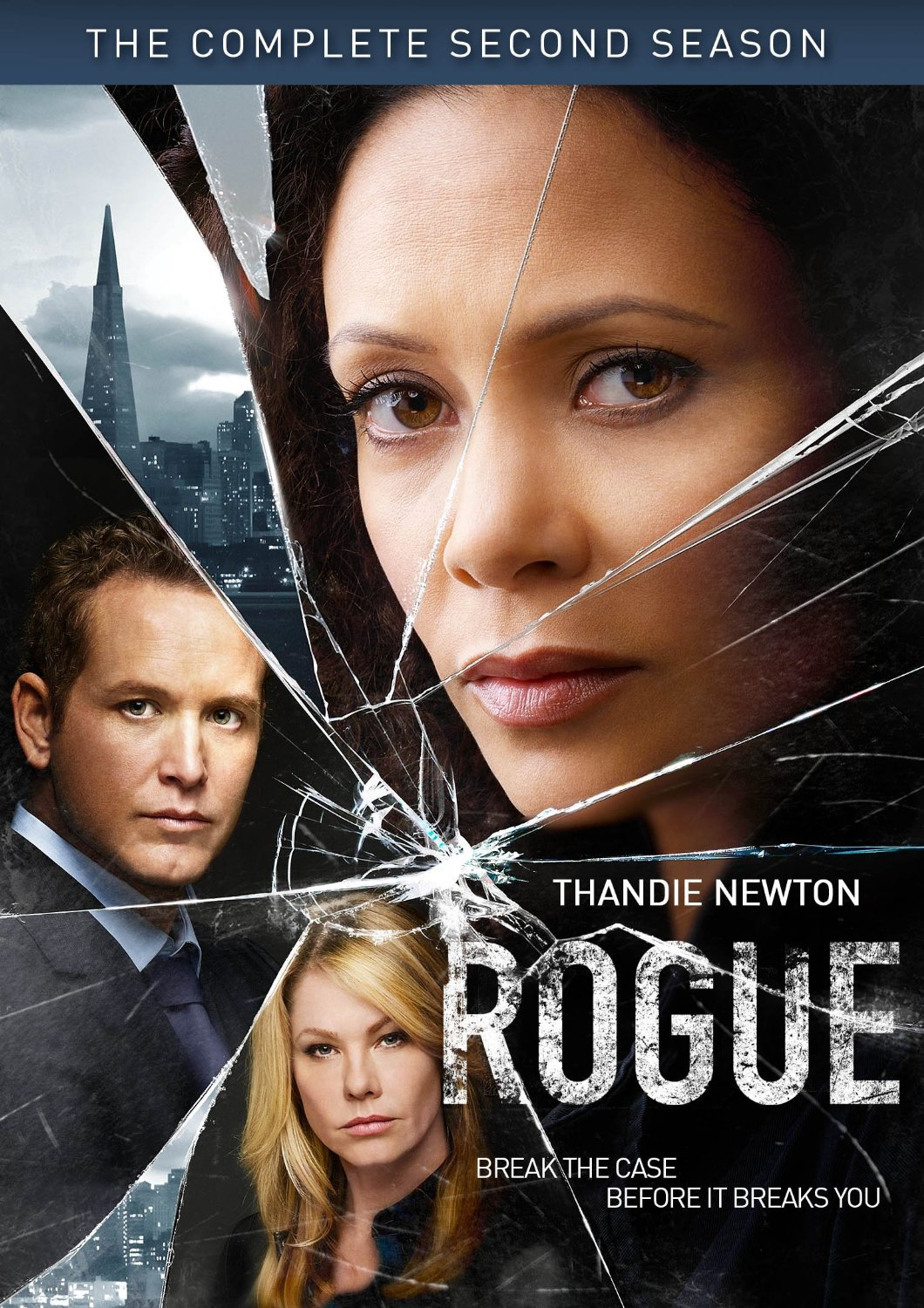 Enter to Win a Rogue The Complete Second Season DVD In Shockya's Twitter Giveaway