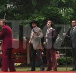 Ron Burgendy Wants Blood in New Anchorman The Legend Continues Photo 150x150 Justin Theroux To Direct Ferrell And Carell In Swear To God