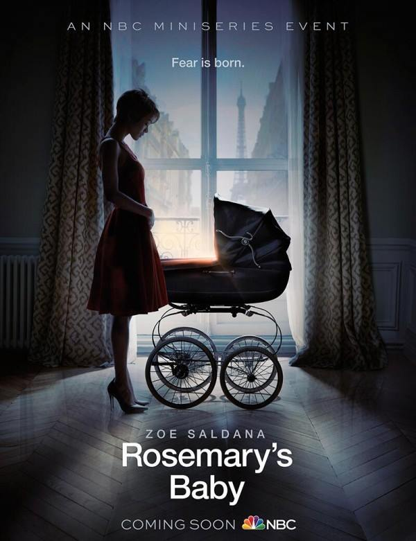 Rosemarys Baby Poster Rosemarys Baby Teaser Features Tons of Baby Cries