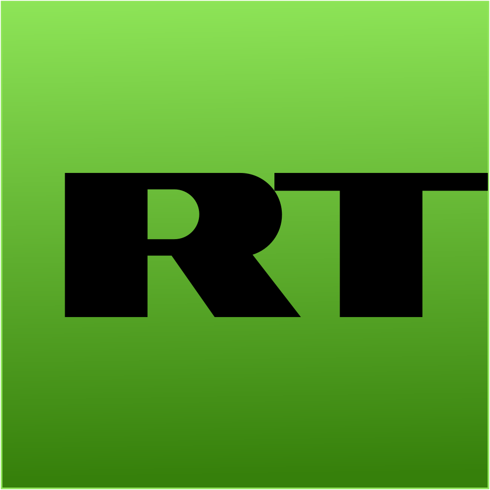 Russia Today RT logo Watch RT for Free on FilmOn