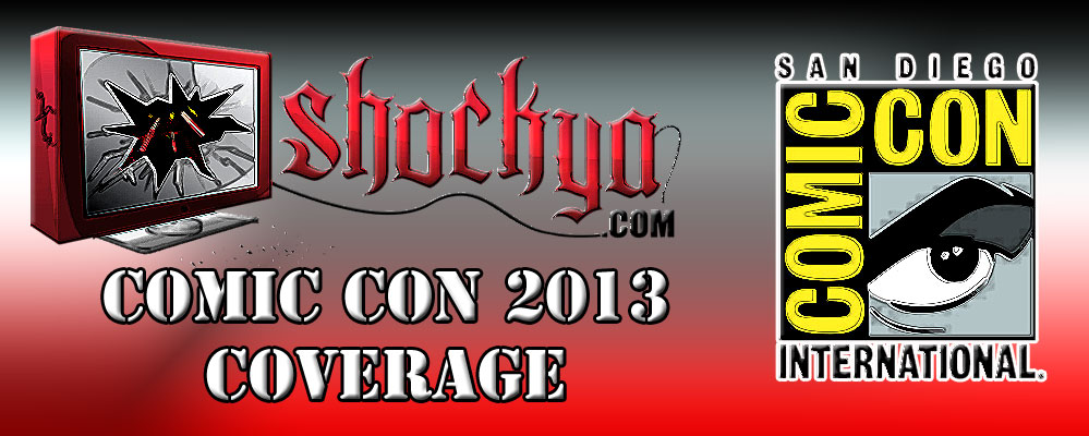 Shockya SDCC 2013 Logo