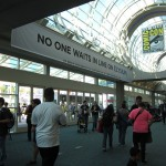 SDCC Convention Center 2013