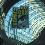 The SDCC Logo in the Convention Center